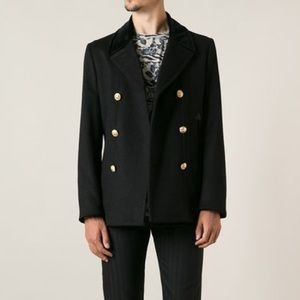 Marc Jacobs cashmere/wool peacoat.